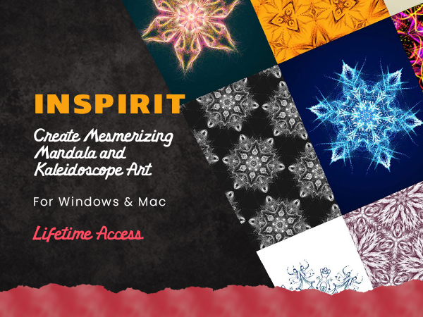 Inspirit Painting App Lifetime Access Deal