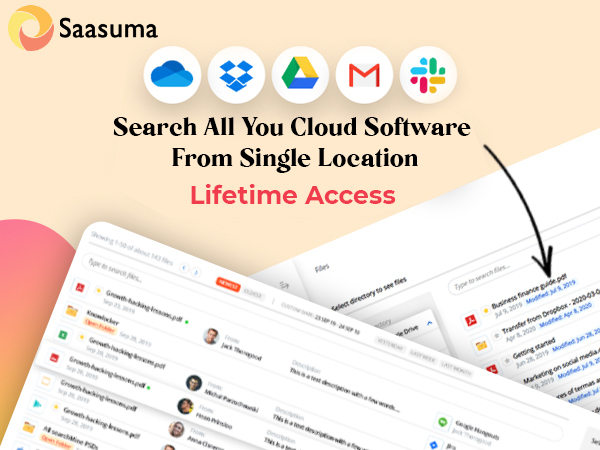 Saasuma Cloud Software Lifetime Deal