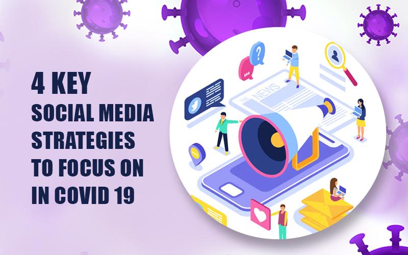 Social Media Strategies for COVID-19 Blog Image