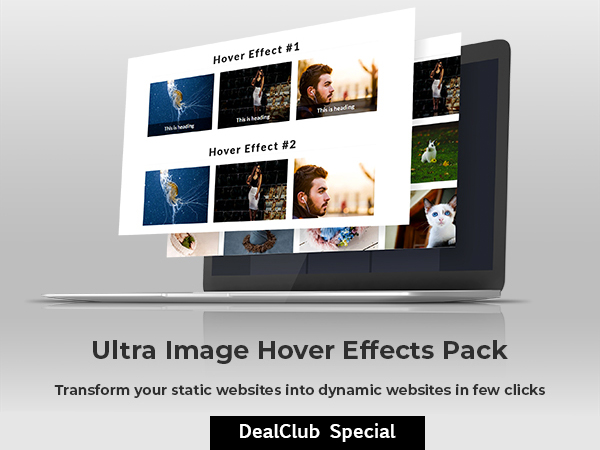 Image Hover Effects Pack