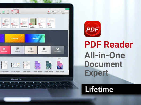 PDF Reader Document Expert