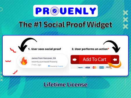 Provenly Social Proof Widget