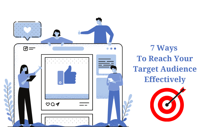 Ways to reach your target audience blog