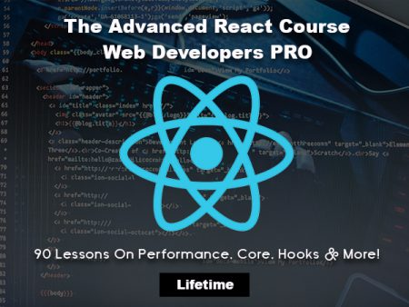 Learn Advanced React Concepts (Performance, Core, Hooks & More) | Lifetime