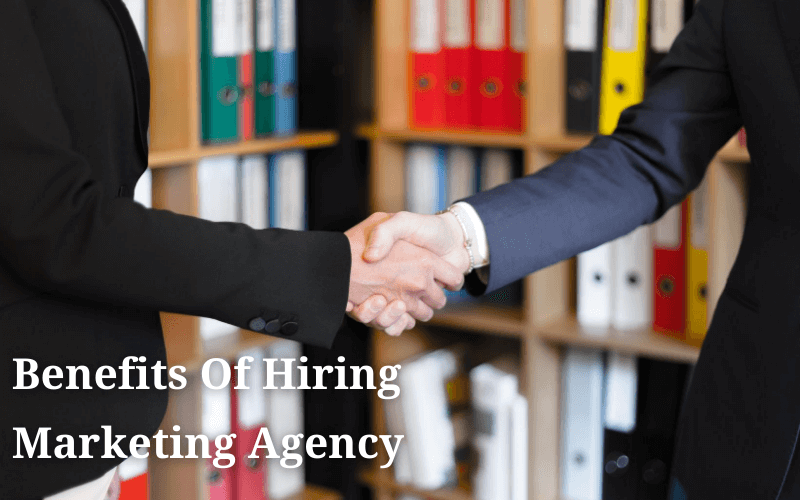 Benefits Of Marketing Agency Blog