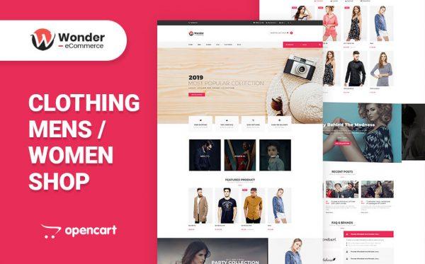 Clothing Mens/Women Shop