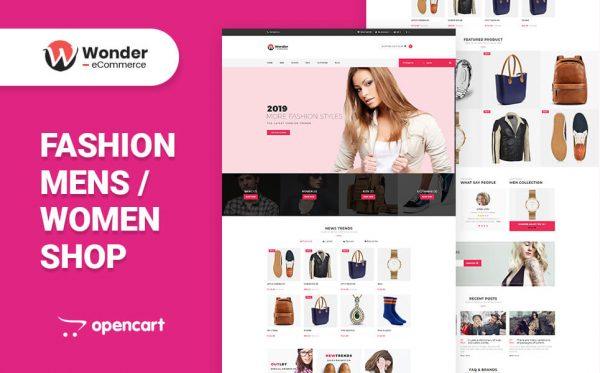 Fashion Mens/Women Shop