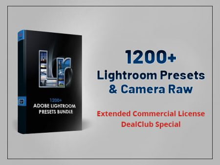 1200 Lightroom Presets And Camera Raw