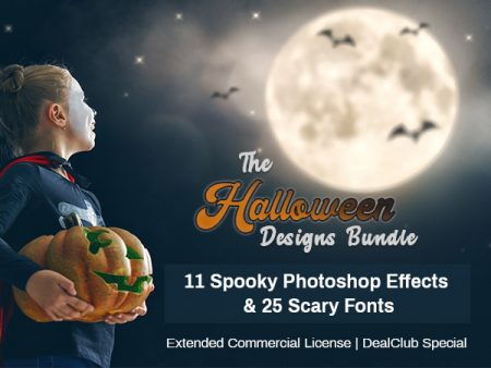 Halloween Designs Bundle Feature Image