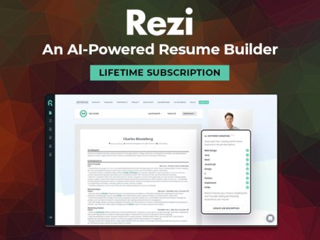 Rezi Resume Builder Feature Image
