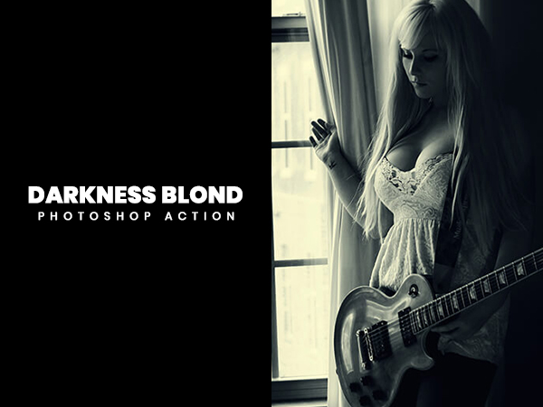 Darkness Blond PS Actions
