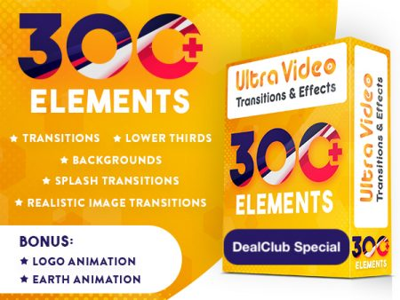 Ultra Video And Transitions Effects Pack