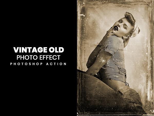 Vintage-Old