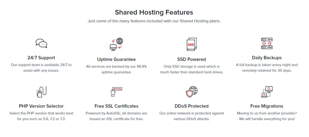 Shock Hosting Platform