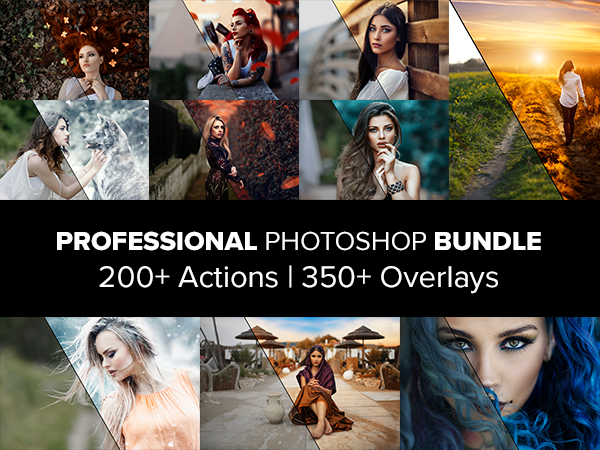 professional photo editing bundle
