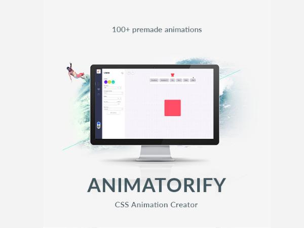 Animatorify CSS Animation Creator For Windows