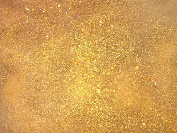 gold sparkle glitter
