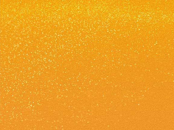 orange gold sparkle