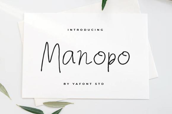 Manopo