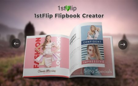 Professional Flipbook Creator