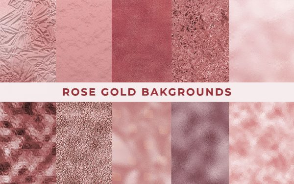 Rose Gold Backgrounds