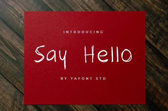 say hello - Copy (2)