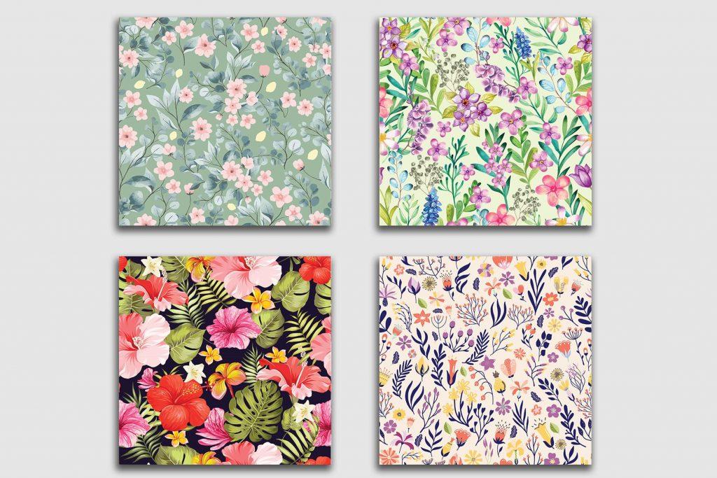 unique patterns