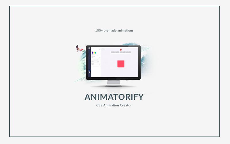 Animatorify CSS Animation Creator