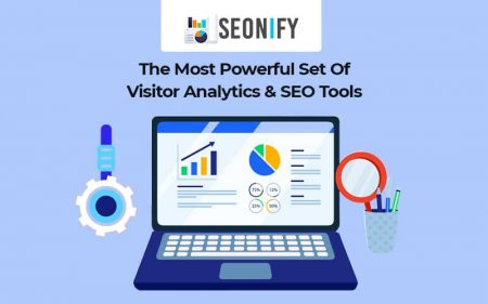 SEONIFY- Visitor Analytics & SEO Tools