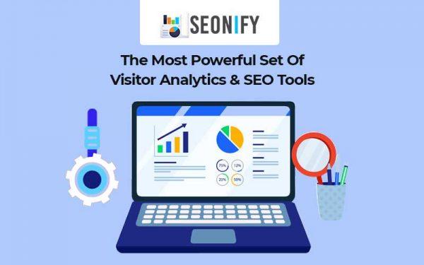 SEONIFY- Visitor Analytics & SEO Tools