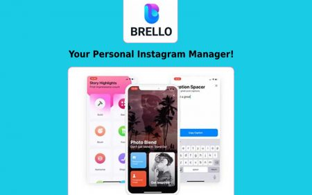 Brello- Your Personal Instagram Manager Feature Image