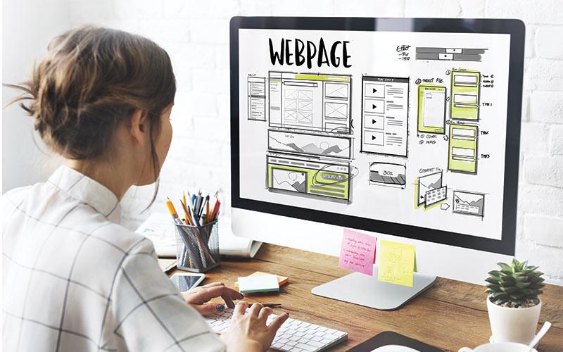 Web Design Tips - Blog feature image