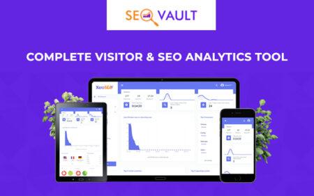 SEO & Visitor Analytics Tool