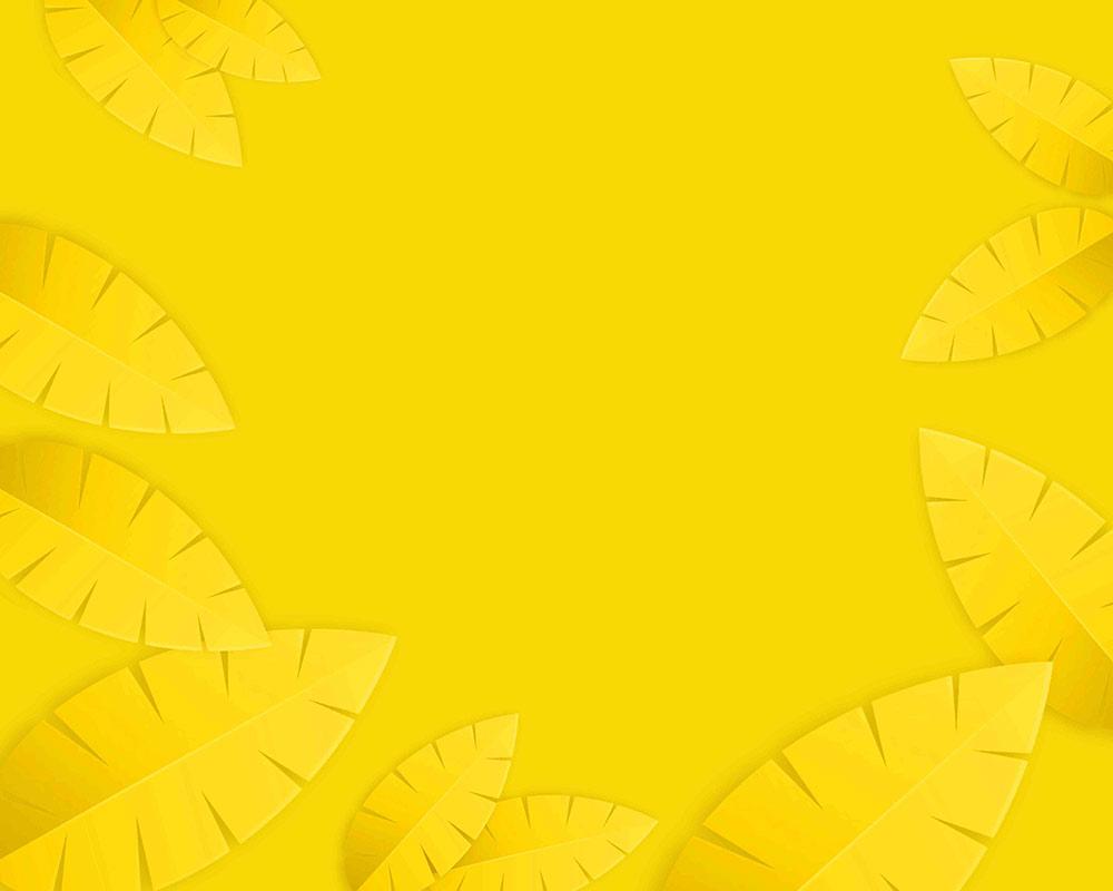 pretty yellow background