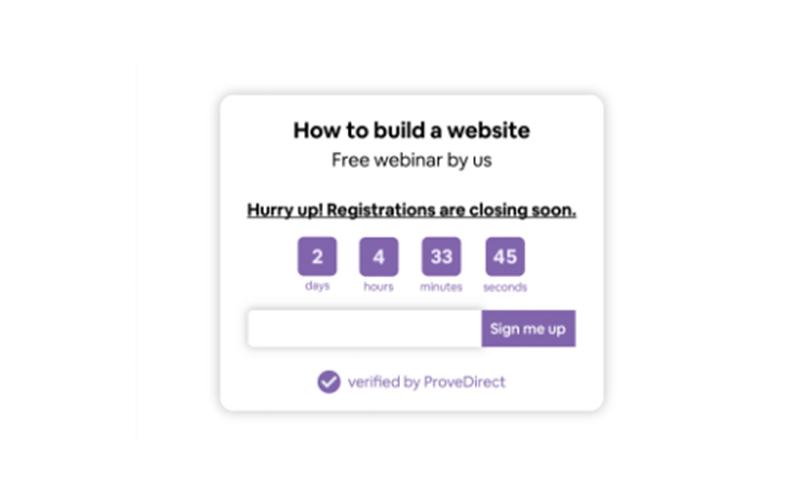 Social Proof App