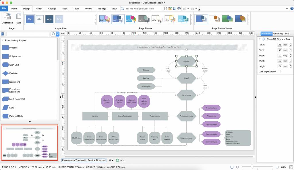 diagramming software