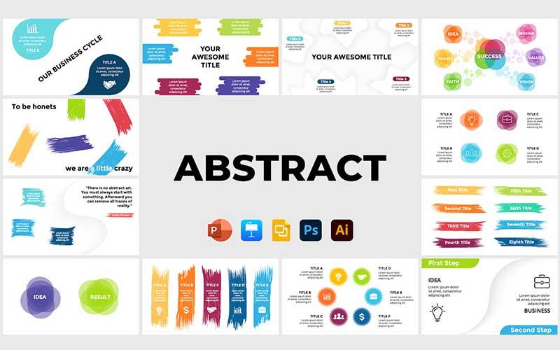 3000 infographic templates!