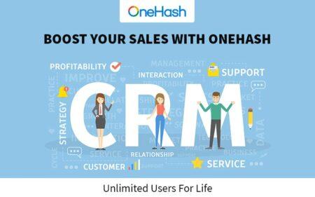 OneHash CRM