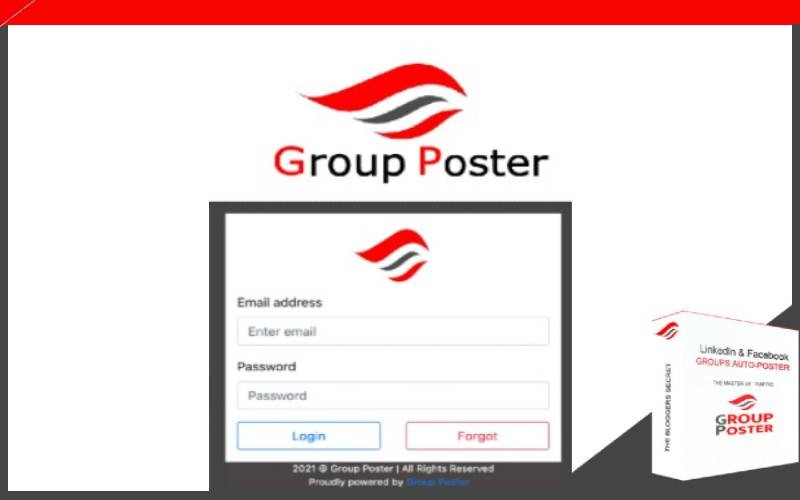Deal Fuel Deal for GP Group Poster- The First LinkedIn & Facebook Groups Auto Poster | Lifetime Access