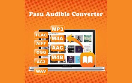 audible converter